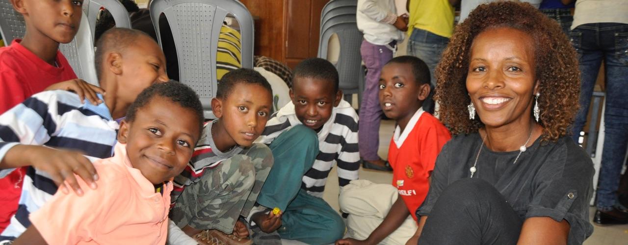 Family Mercy House - Hjälp för barn