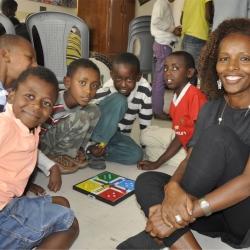 Family Mercy House - För barnen