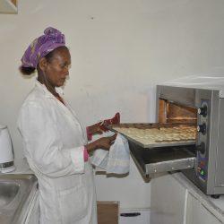 Family Mercy House - På Family Mercy House får kvinnorna möjlighet till att förändra sitt liv.