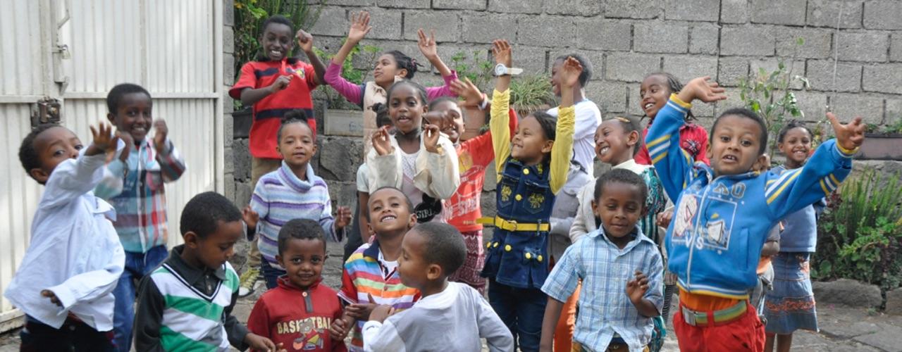 Family Mercy House - Inget barn ska utsättas för att hamna hos någon som vill utnyttja dem till arbetskraft.