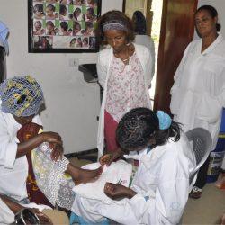 Family Mercy House - Hjälp och utbildningscenter för kvinnor.
